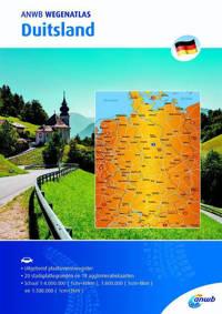 ANWB wegenatlas: Duitsland