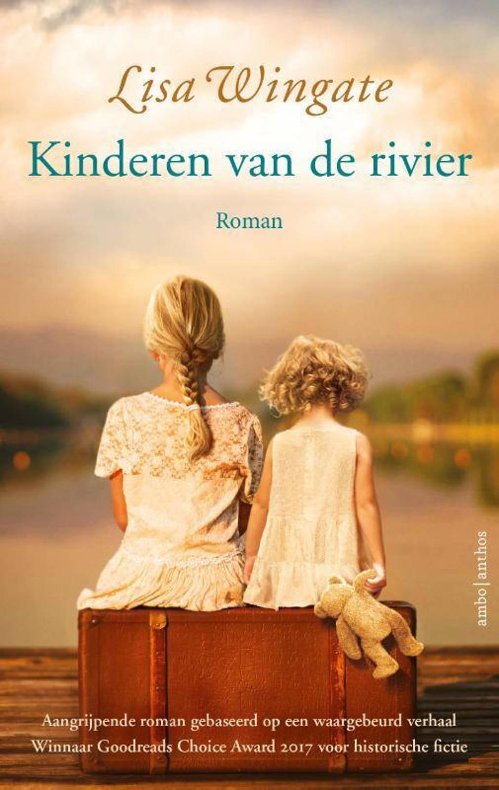 Kinderen van de rivier - Lisa Wingate
