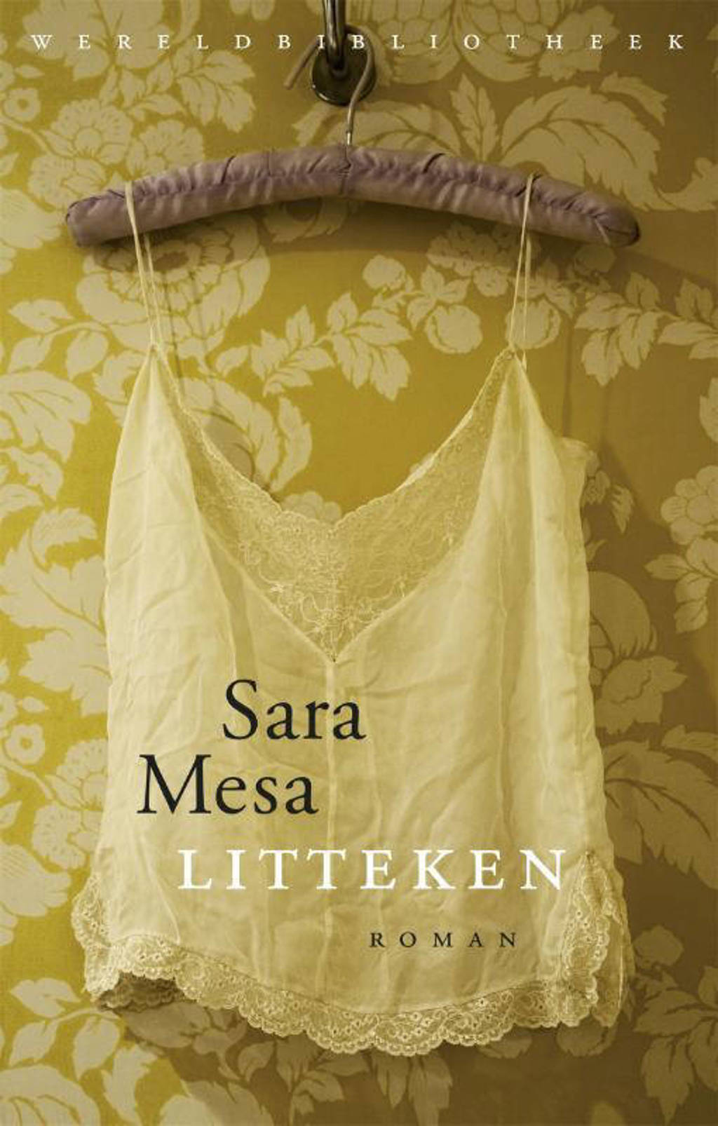 Litteken - Sara Mesa