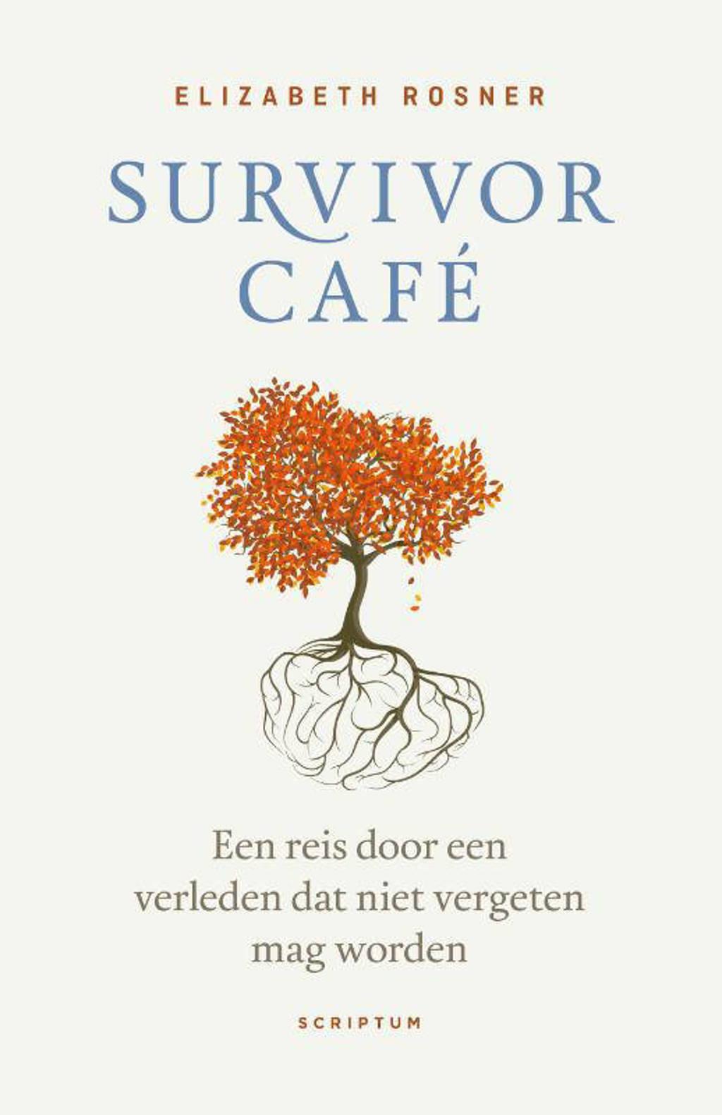 Survivor Café - Elizabeth Rosner