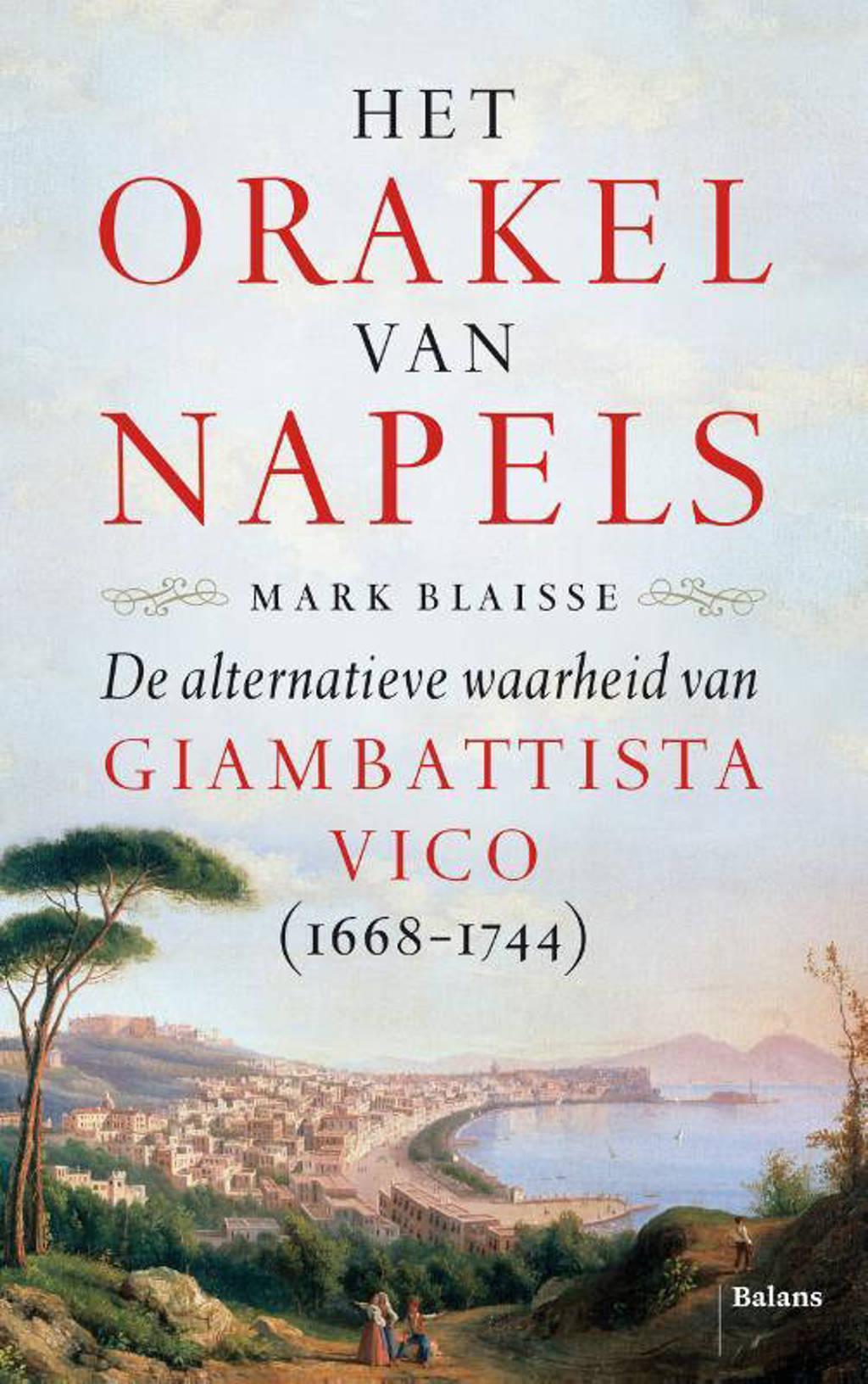 Het orakel van Napels - Mark Blaisse