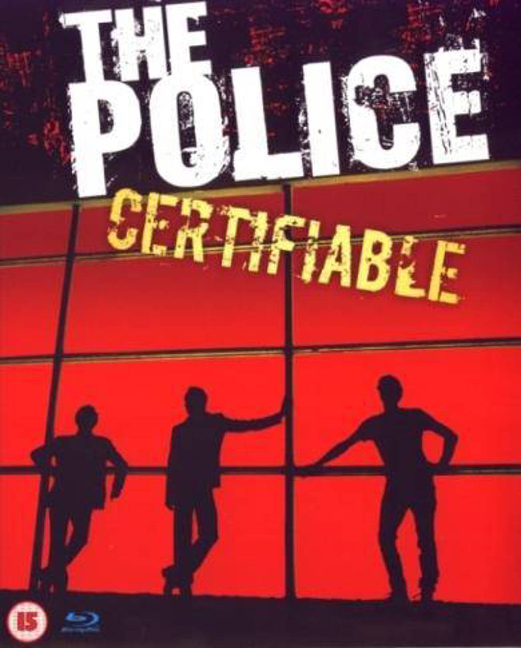 The Police - Certifiable (Blu-ray)