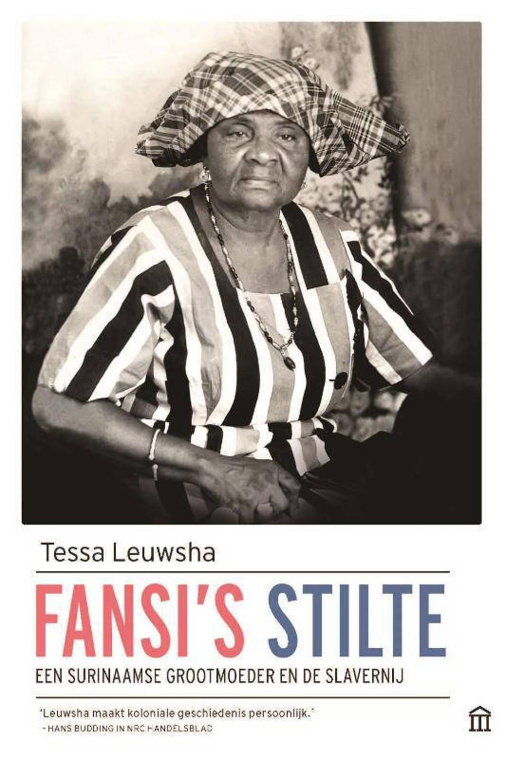 Fansi's stilte - Tessa Leuwsha