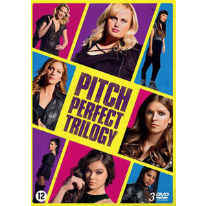 Pitchperfect 1-3  (DVD)