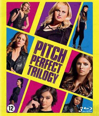 Pitch perfect 1-3  (Blu-ray)