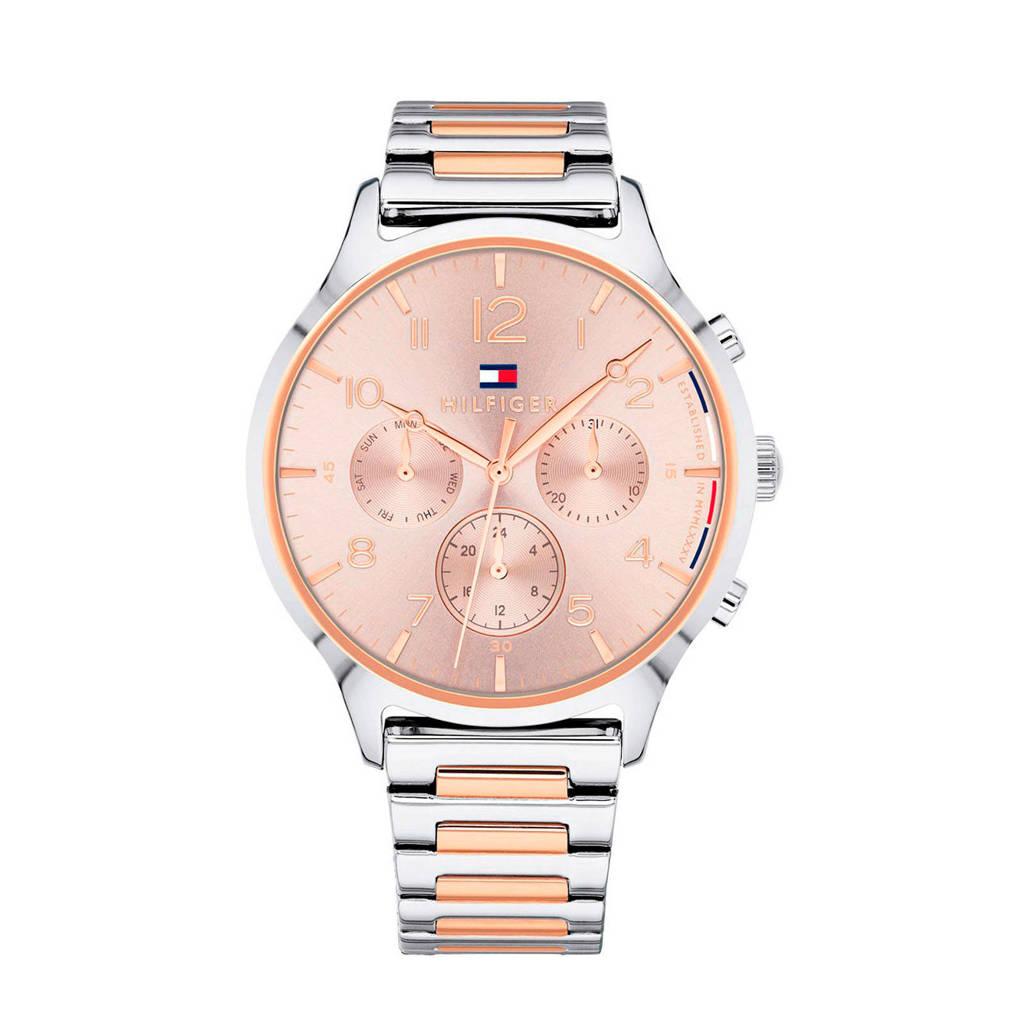 Tommy Hilfiger horloge - TH1781876, Zilver