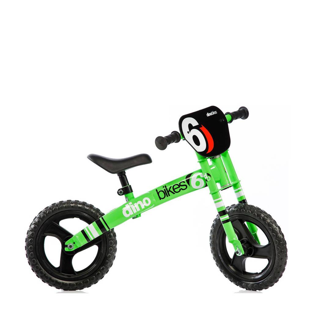 Dino Bikes runner loopfiets, Groen