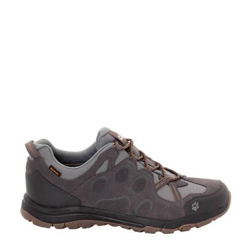 Rocksand Texapore Low wandelschoenen met suède