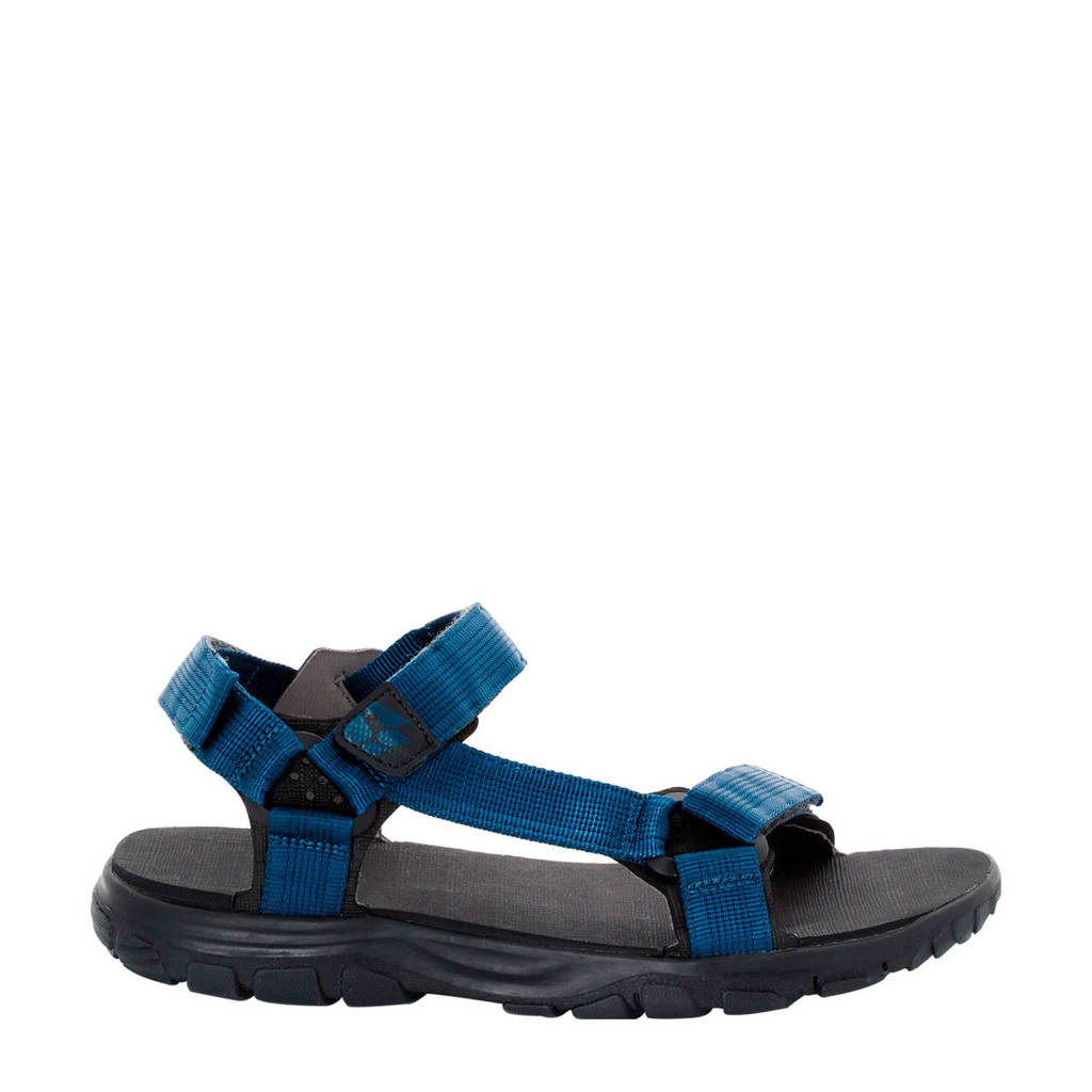 Jack Wolfskin   Seven Seas 2 outdoor sandalen, Blauw