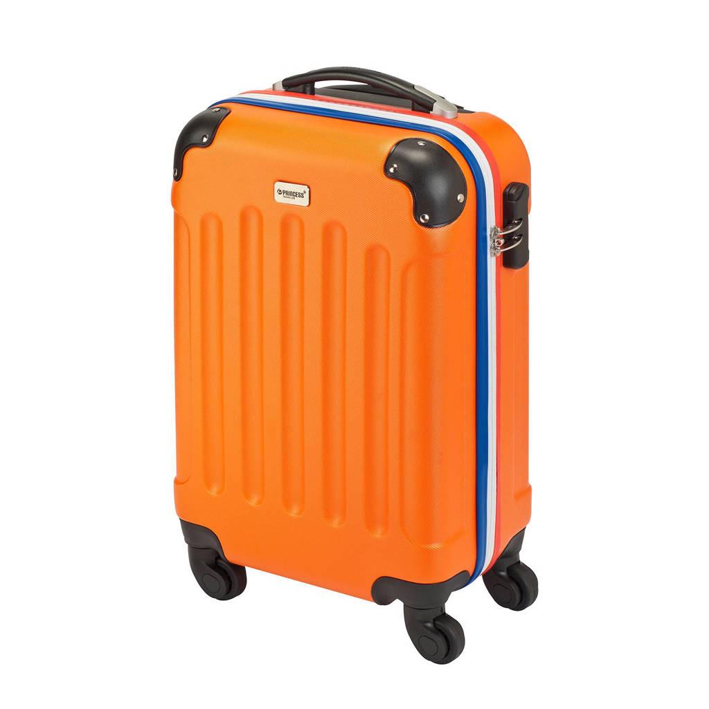 Princess Traveller Vienna koffer (55 cm), Oranje