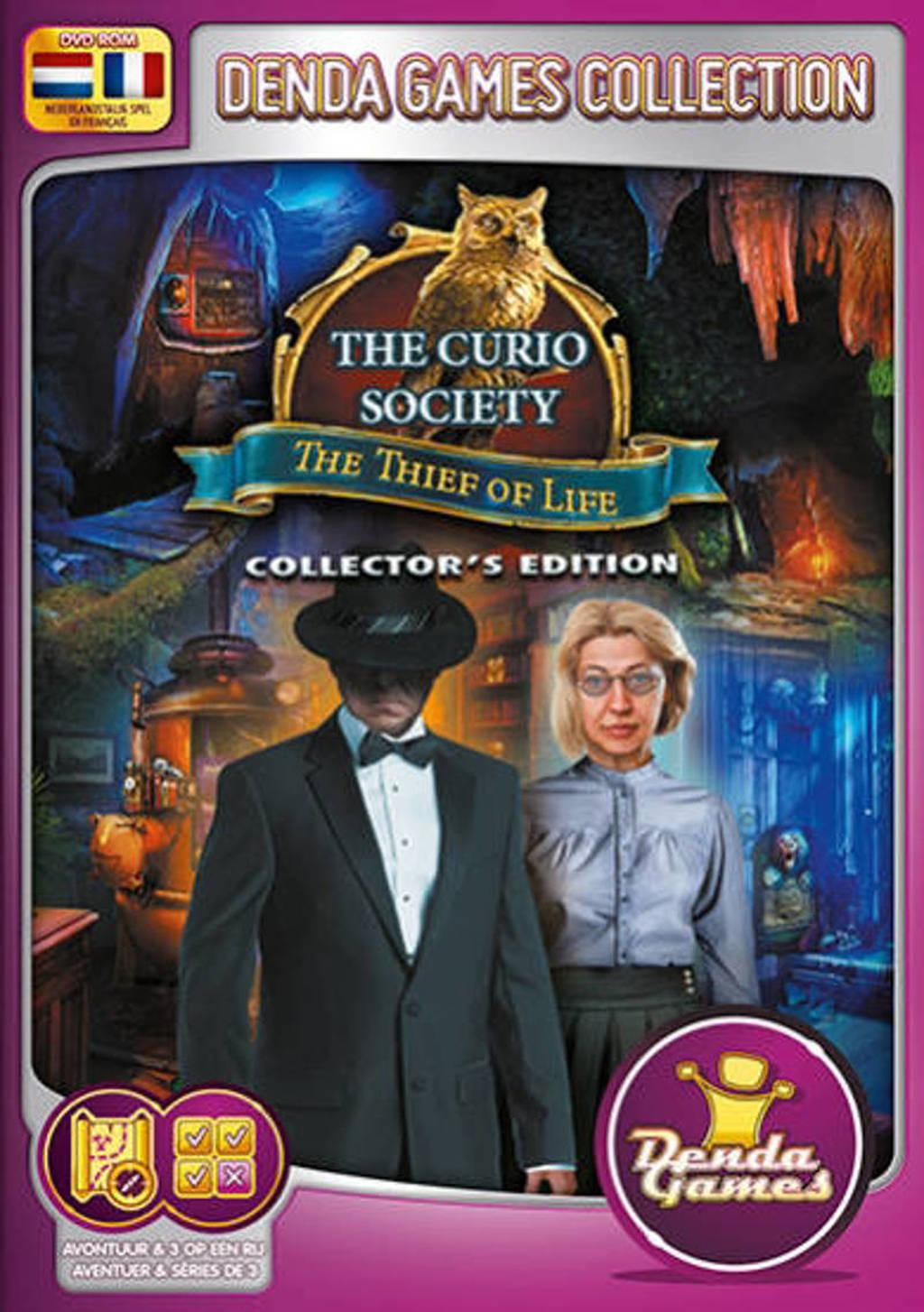 Curio society - Thief of life (Collectors edition)  (PC)