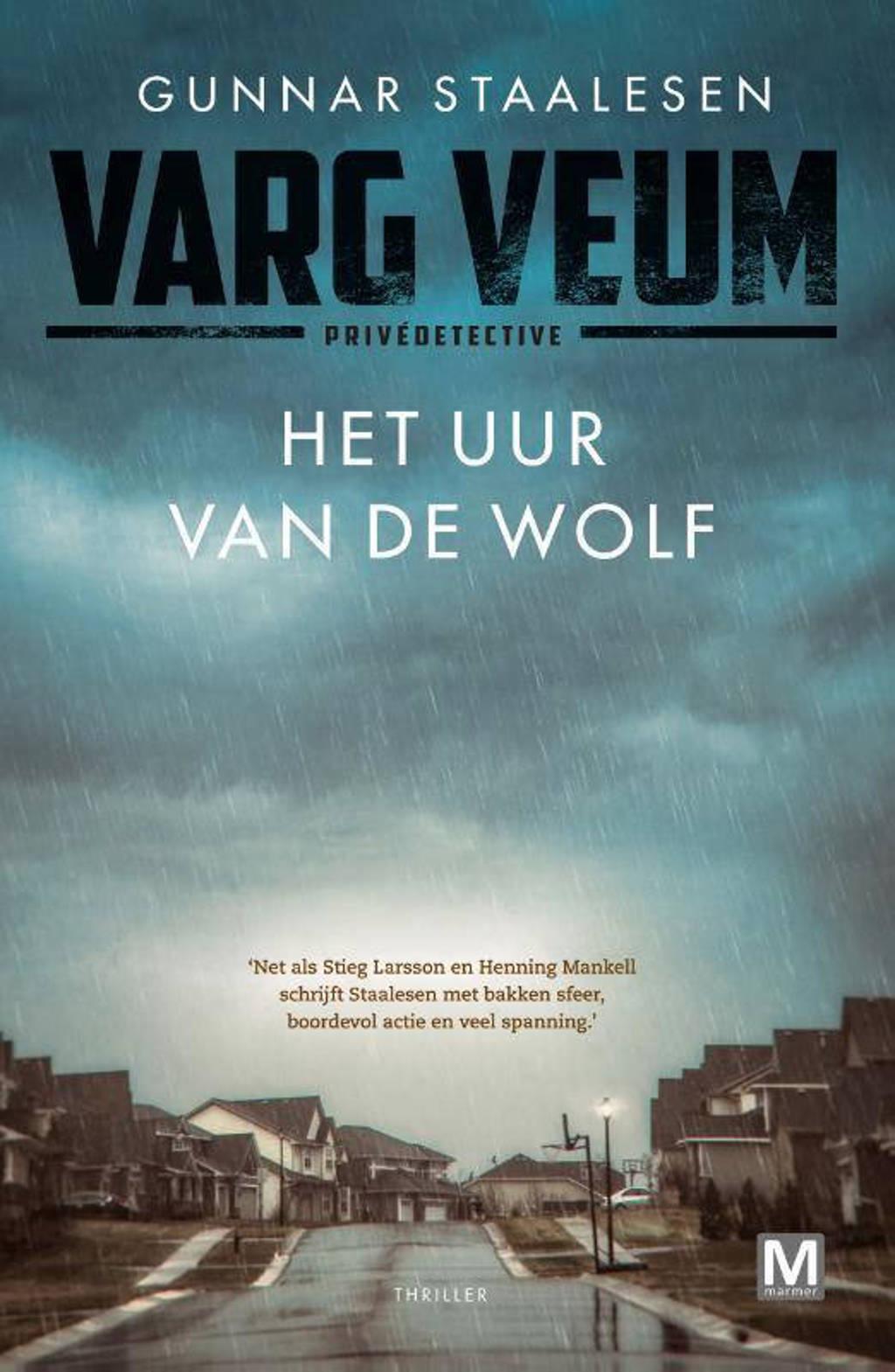 Het uur van de wolf - Gunnar Staalesen