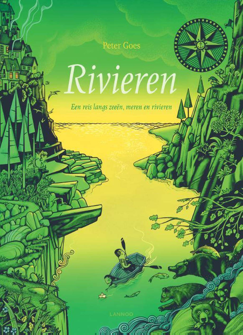Rivieren - Peter Goes