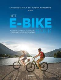 Het E-bike boek - Catherine Van Dijk en Hendrik Winkelmans