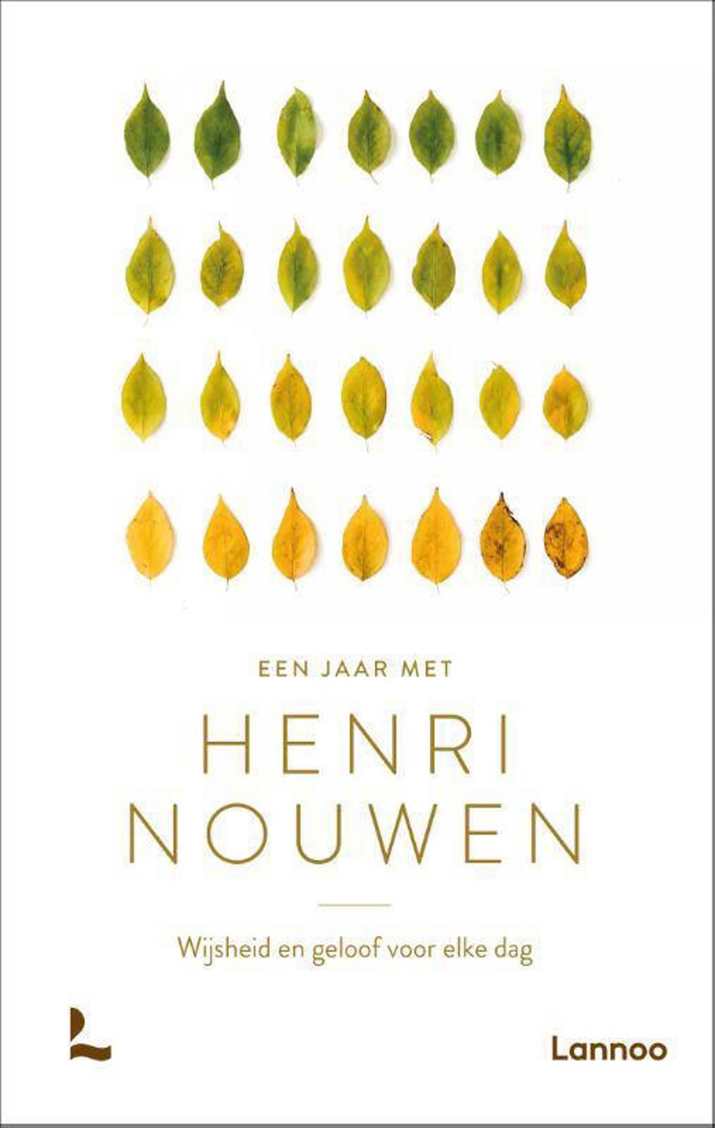 Een jaar met Henri Nouwen - Henri Nouwen