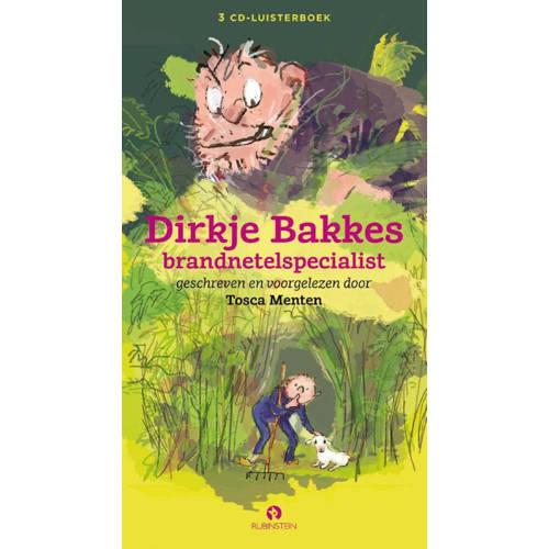 Dirkje Bakkes brandnetelspecialist - Tosca Menten kopen