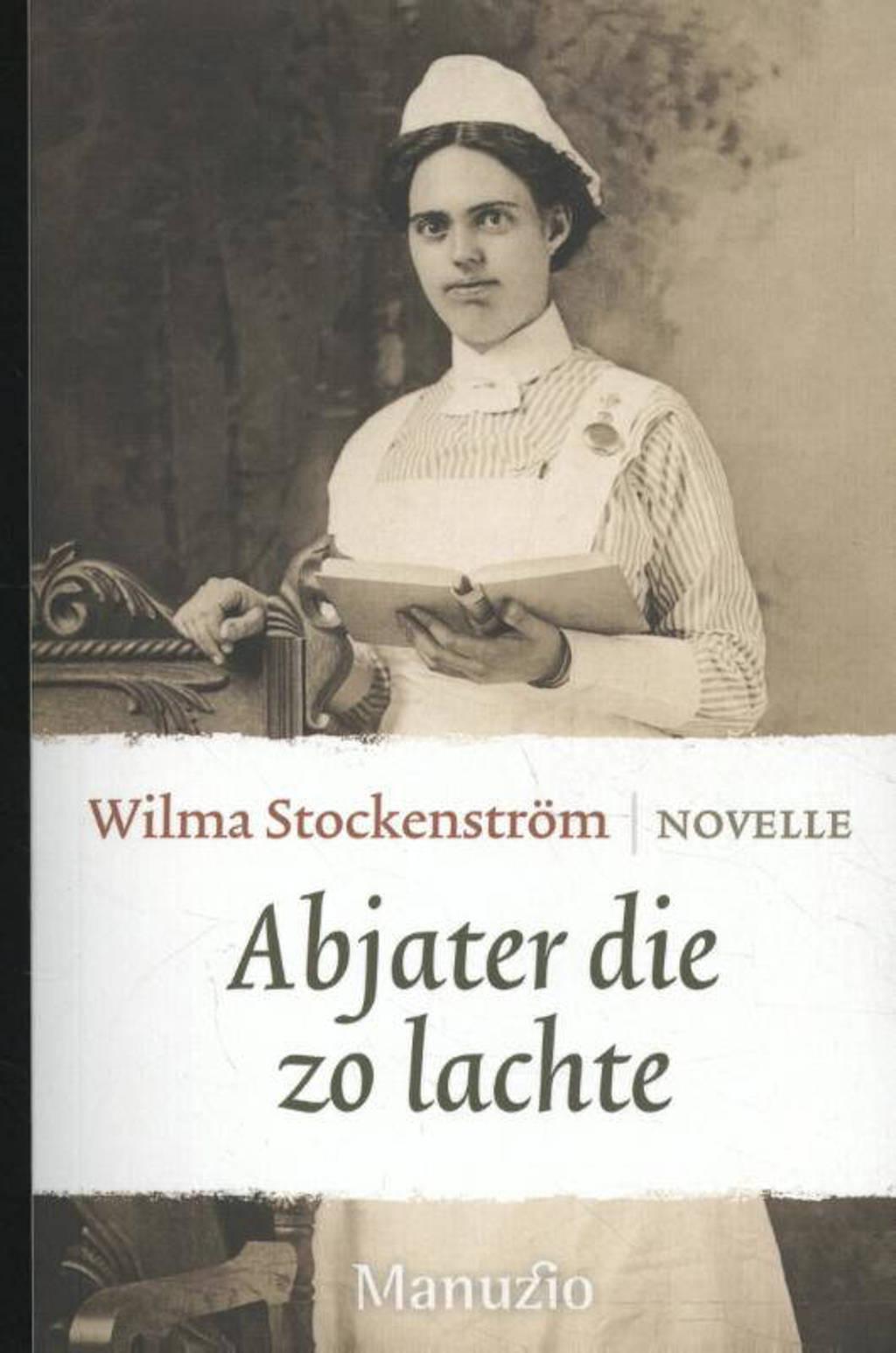 Abjater die zo lachte - Wilma Stockenström