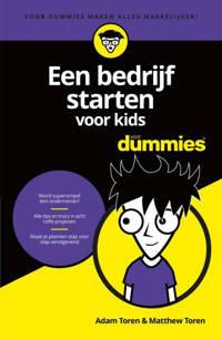 Voor Dummies: Een bedrijf starten voor kids voor Dummies - Adam Toren en Matthew Toren