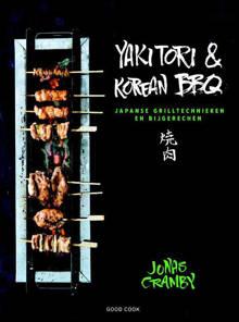 Yakitori & Korean BBQ - Jonas Cramby
