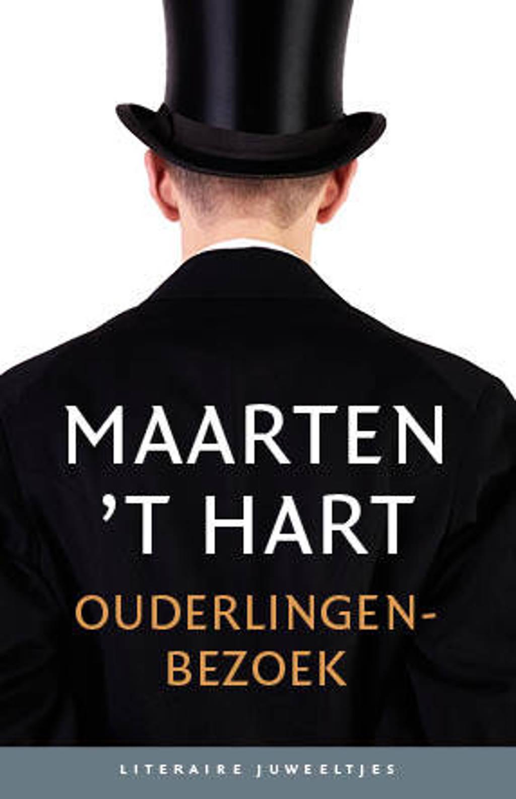 Literaire Juweeltjes: Ouderlingenbezoek (set van 10 ex) - Maarten 't Hart