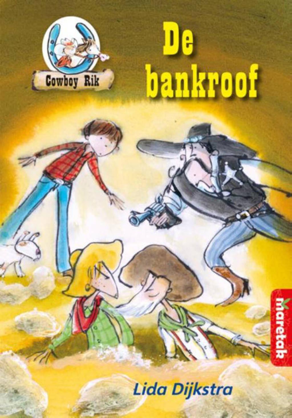 Boemerang: De bankroof - Lida Dijkstra