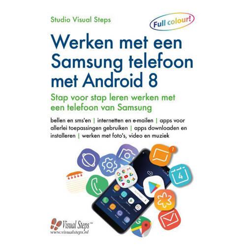 Werken met een Samsung telefoon met Android 8 - St
