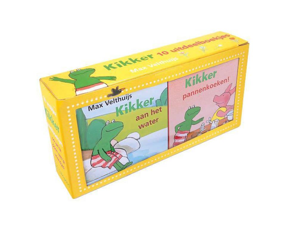 Kikker: Kikker - Pannenkoeken / Aan het water - Uitdeelboekjes - Max Velthuijs