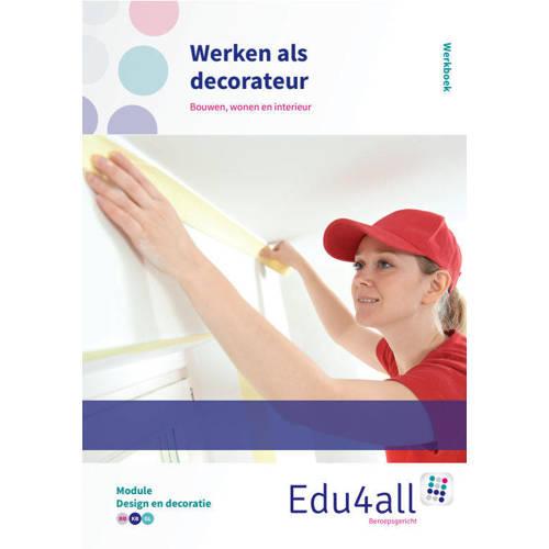 Werken als decorateur