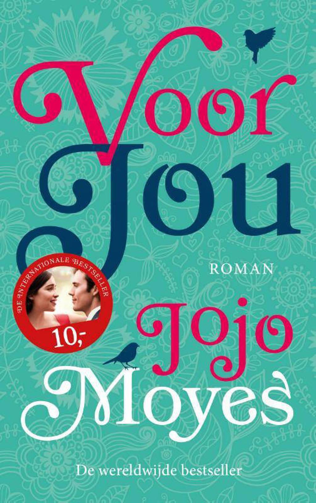 Voor jou - Jojo Moyes en Anna Livestro