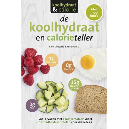 De koolhydraten- en calorieteller - Chris Cheyette