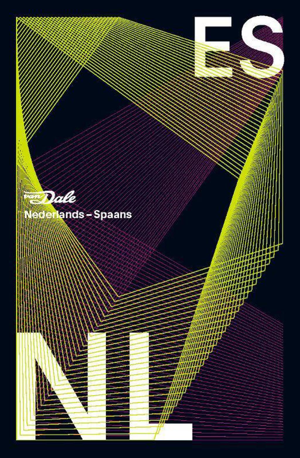 Van Dale Pocketwoordenboek Nederlands-Spaans - J.B. Vuyk-Bosdriesz