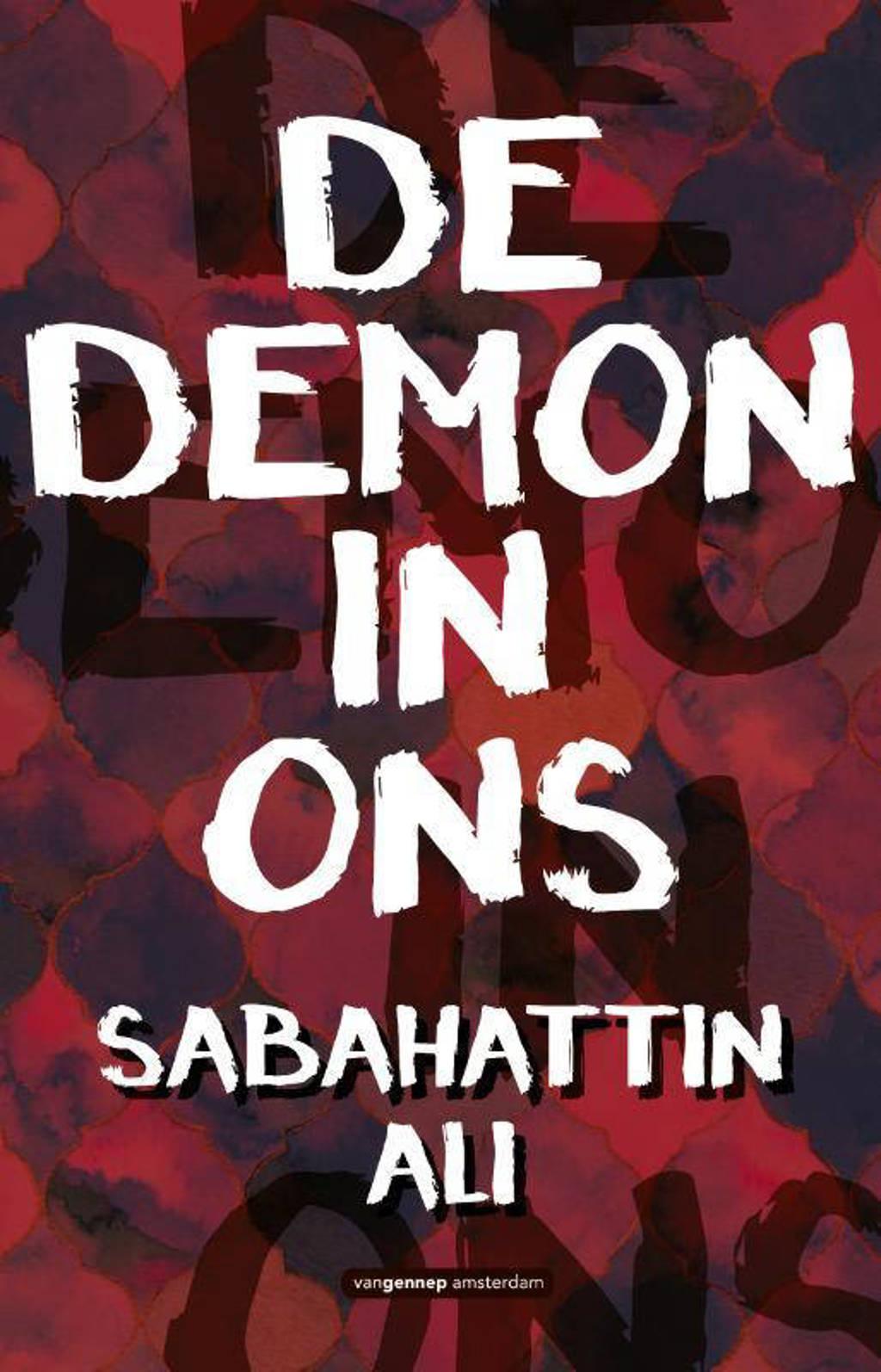 De demon in ons - Sabahattin Ali