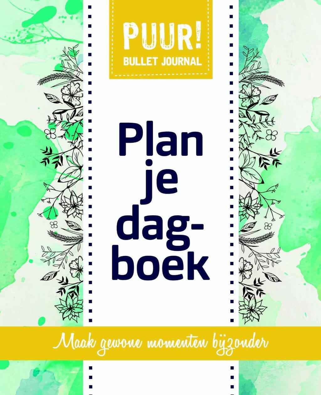PUUR! Bullet journaling - Marjolein Feenstra