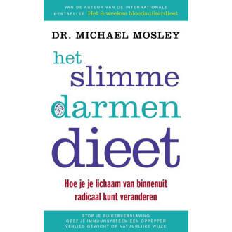 Het slimmedarmendieet - Michael Dr. Mosley