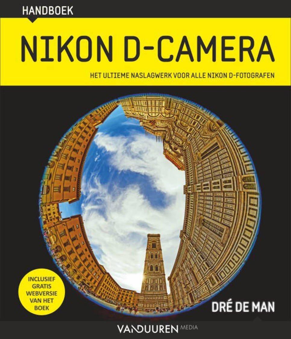 Handboek: Handboek Nikon D camera - Dre de Man