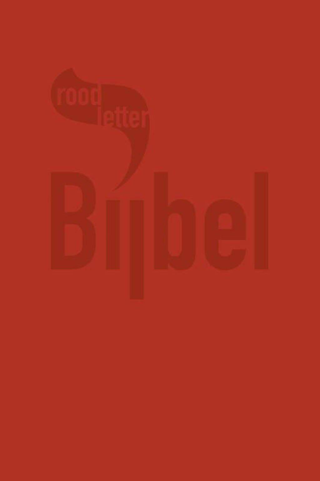 Roodletterbijbel: Roodletterbijbel