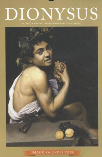 Imagokalender: Dionysus - Elly Jans, Charles Hupperts en Riemer Van der Veen