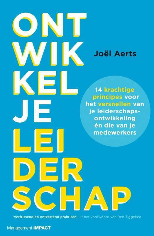 Ontwikkel je leiderschap - Joël Aerts