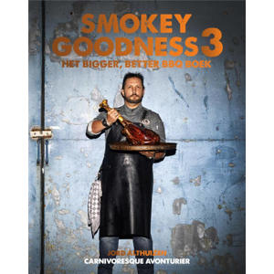 Smokey Goodness 3 - Jord Althuizen