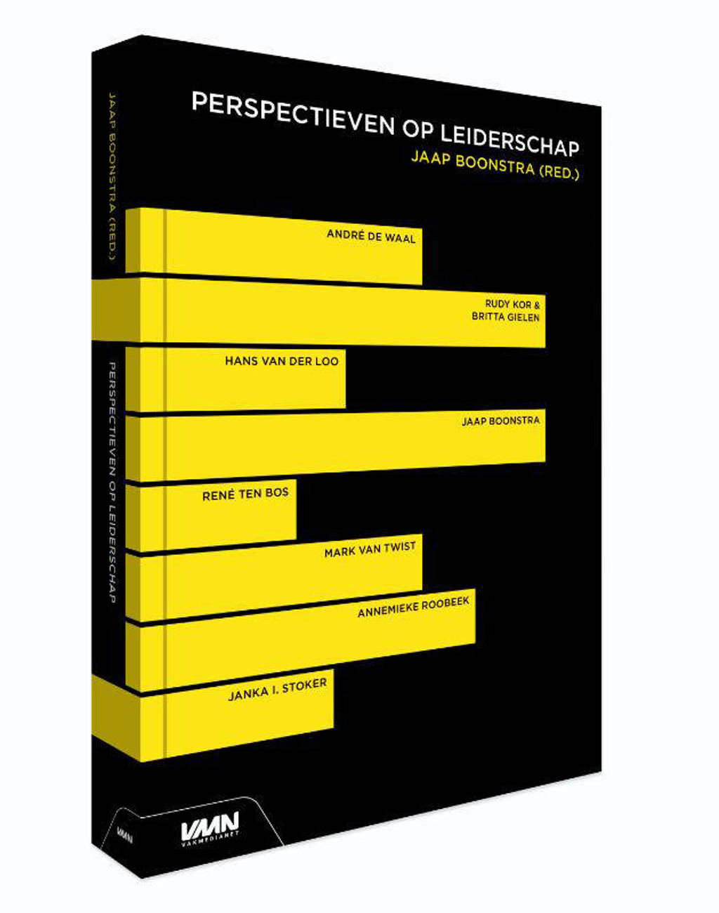 Perspectieven op leiderschap - André de Waal, Rudy Kor, Britta Gielen, e.a.