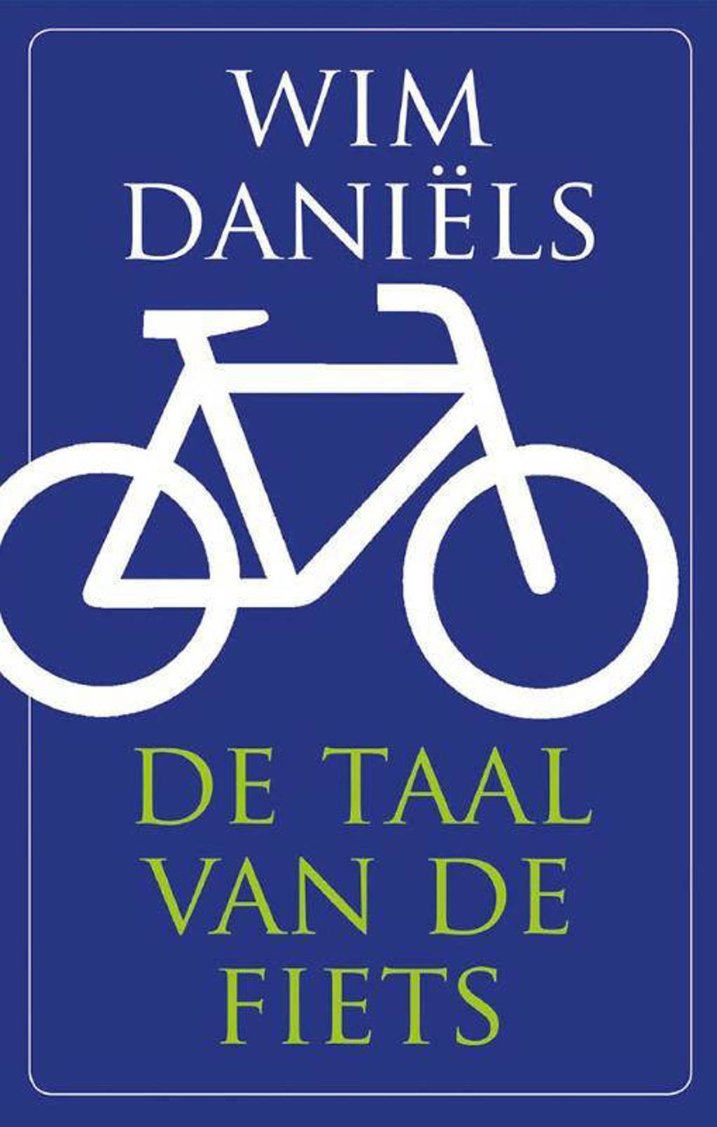 De taal van de fiets - Wim Daniëls