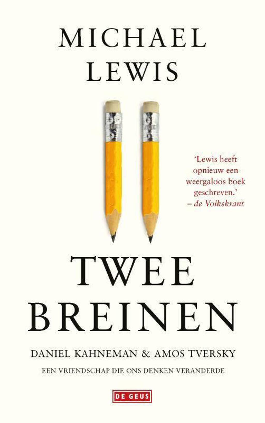 Twee breinen - Michael Lewis