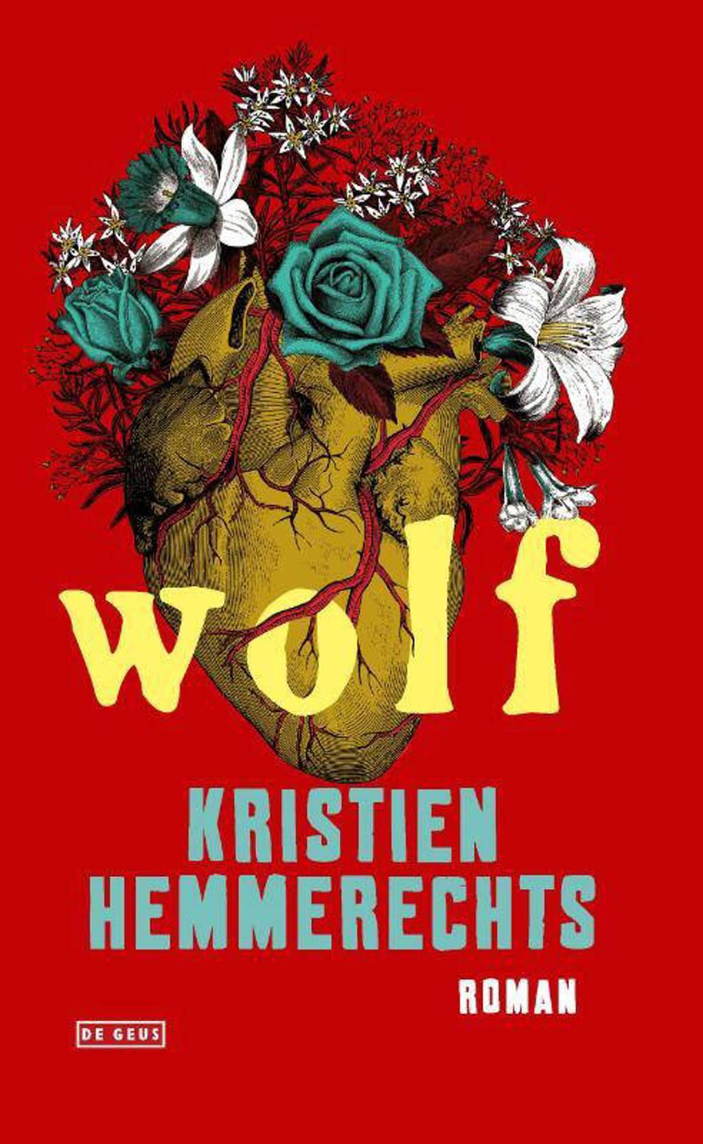 Wolf - Kristien Hemmerechts