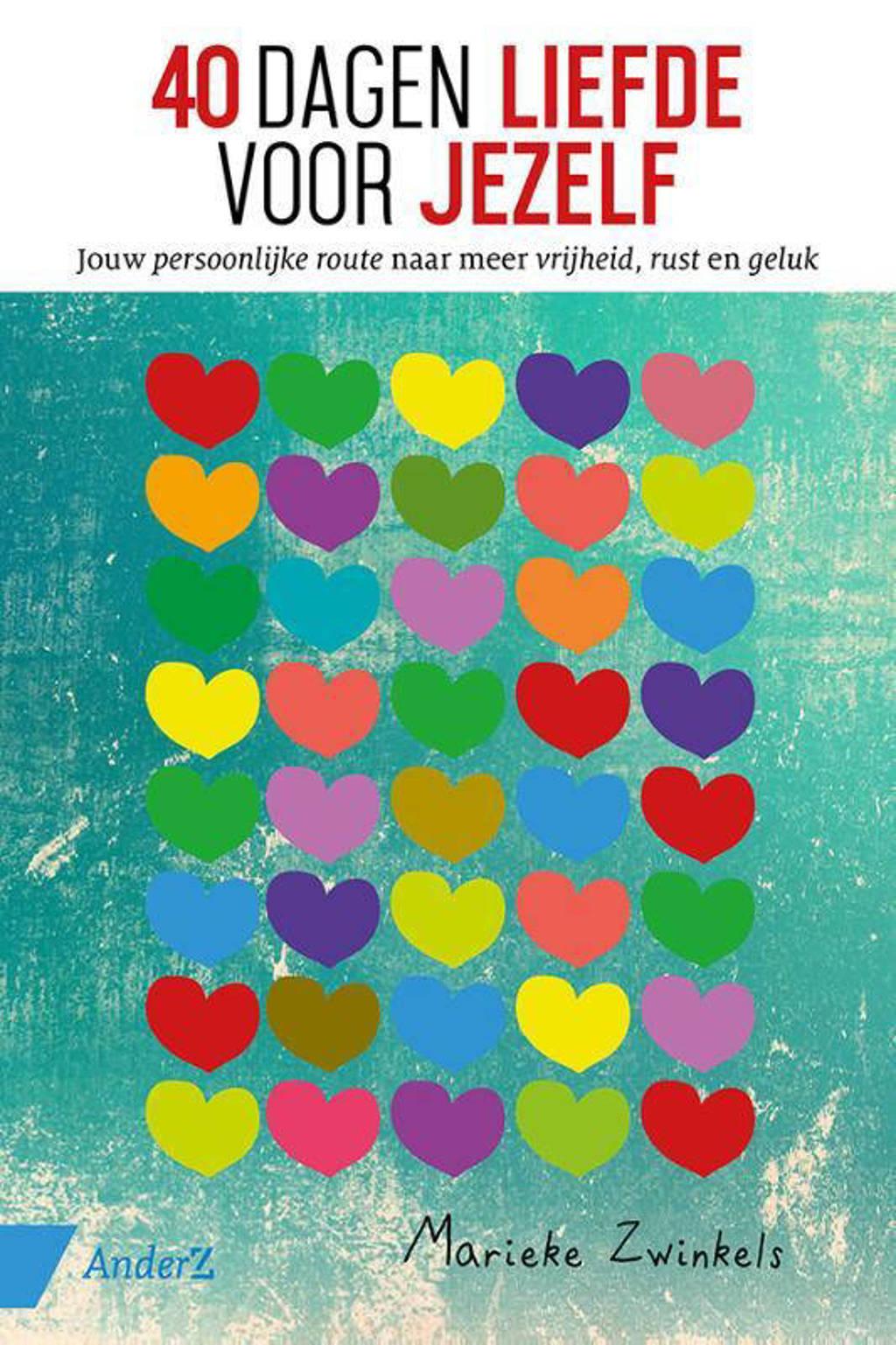 40 dagen liefde voor jezelf - Marieke Zwinkels