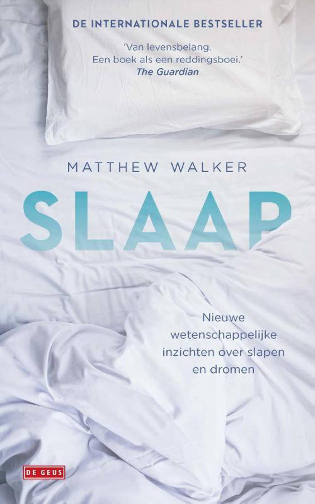 Slaap - Matthew Walker