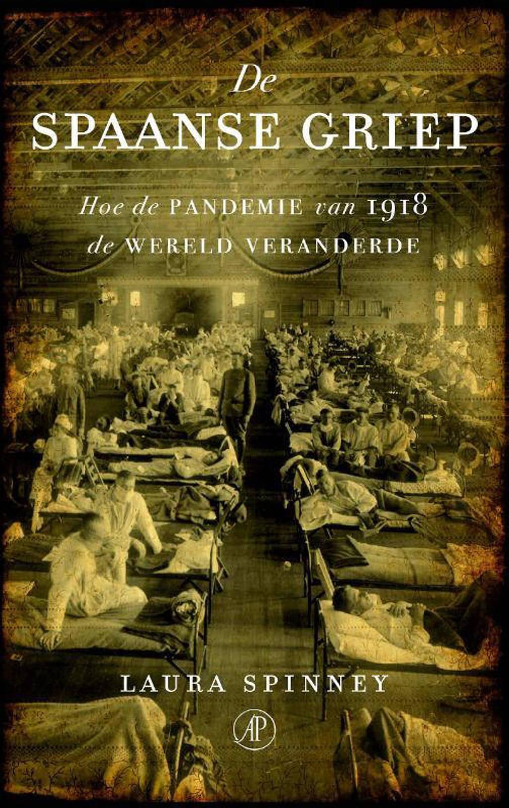 De Spaanse griep - Laura Spinney