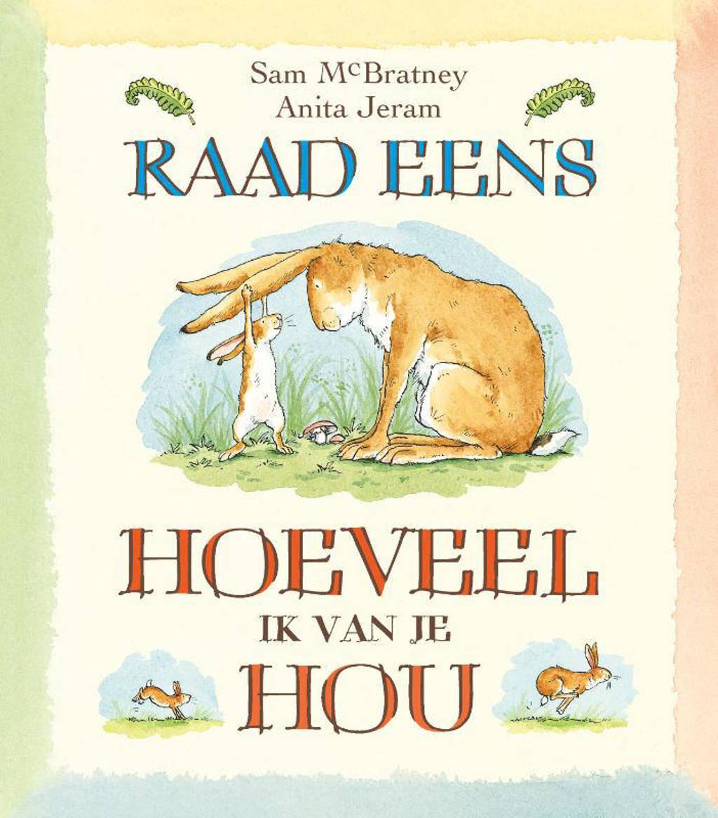 Geef een (prenten-) boek cadeau: Raad eens hoeveel ik van je hou 26 exemplaren - Sam McBratney