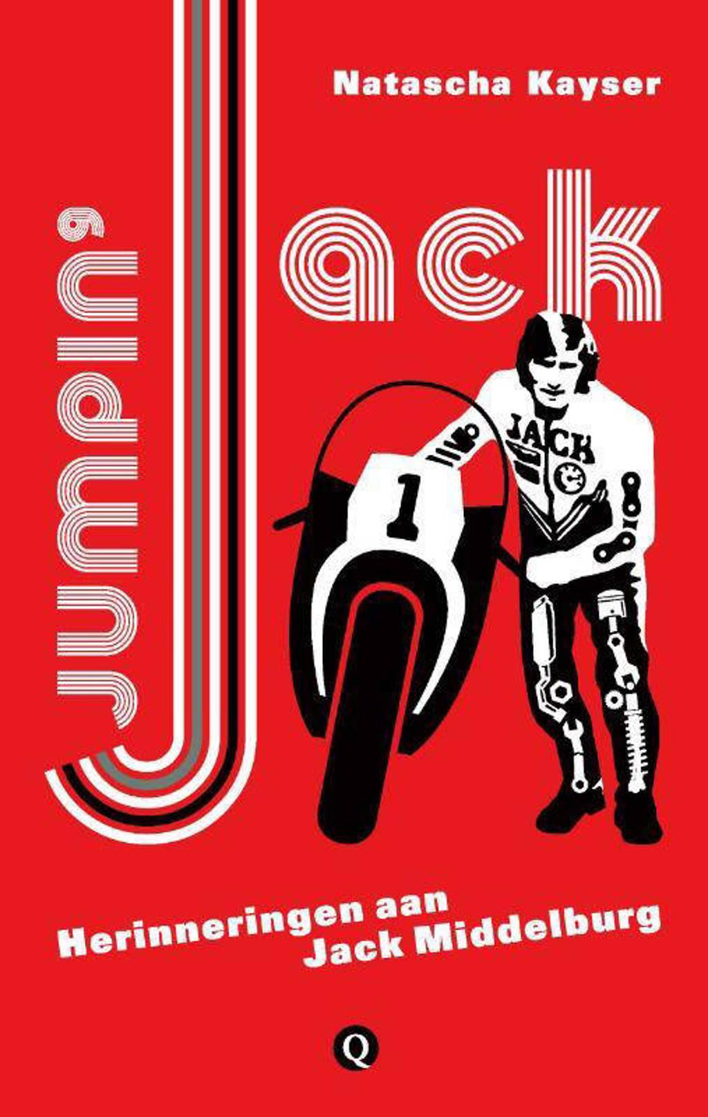 Jumping Jack - Natascha Kayser