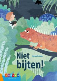 Leesserie Estafette: Niet bijten! - Stefan Boonen