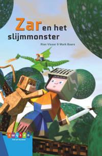 Game-lezen: Zar en het slijmmonster - Rian Visser